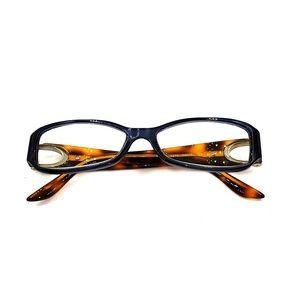 Ralph Lauren Tortoise Gold Blue Sunglasses Frames